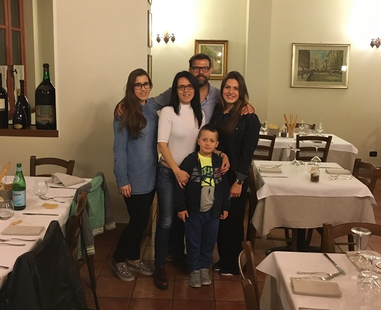 Reportage Scuola e Sport - Famiglia Dalola