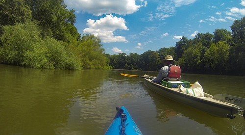 Savannah River Paddling-187