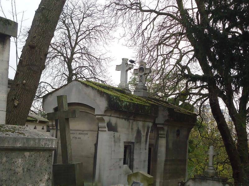 Cementerios de París: Père Lachaise