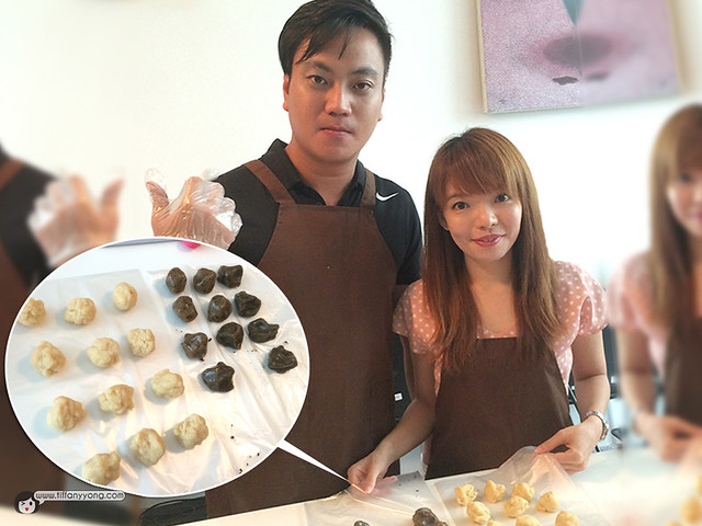 1872 Clipper Tea Snow Skin Mooncake Fillings