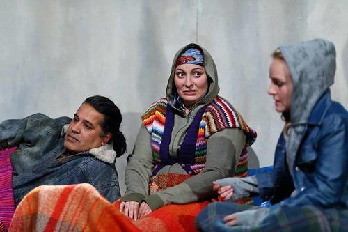 Ali Sahimpor, Gabriela Diia, Maria Granhagen