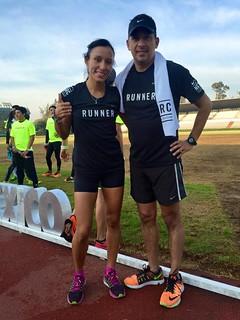Brenda Flores, campeona panamericana 10 mil metros