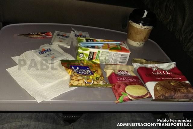 Eme Bus - Snack