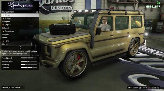 GTA 5 - Dubsta 2