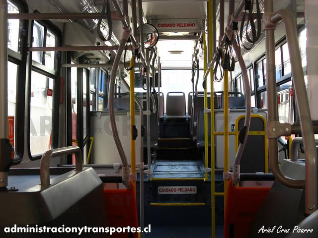 Transantiago - Buses Gran Santiago - Caio Mondego L / Volvo (CDXP12)