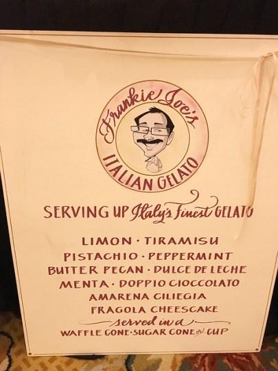 Frankie Joe's Gelato
