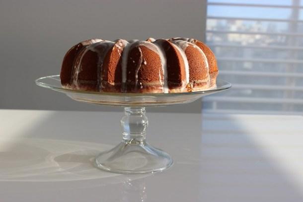 Rosh Hashanah Honey Cake