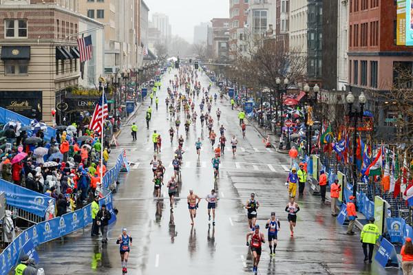 Maratón de Boston 2018