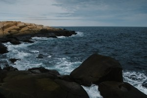Peggys Cove Coastline