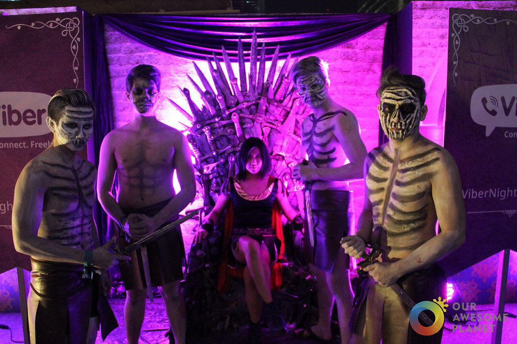 Night of Thrones