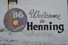 019 Welcome to Henning