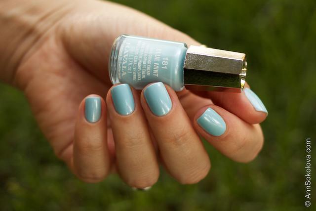 03 Mavala #181 Blue Mint