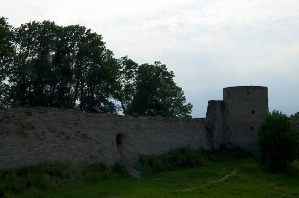 крепость Копорье, Ленинградская область, Россия