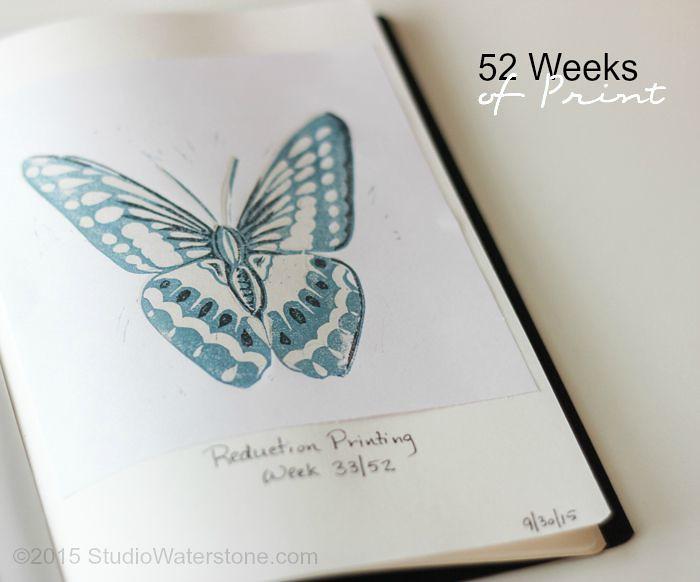 52 Weeks of Print: 33/52