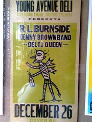 1979 R. L. Burnside Poster