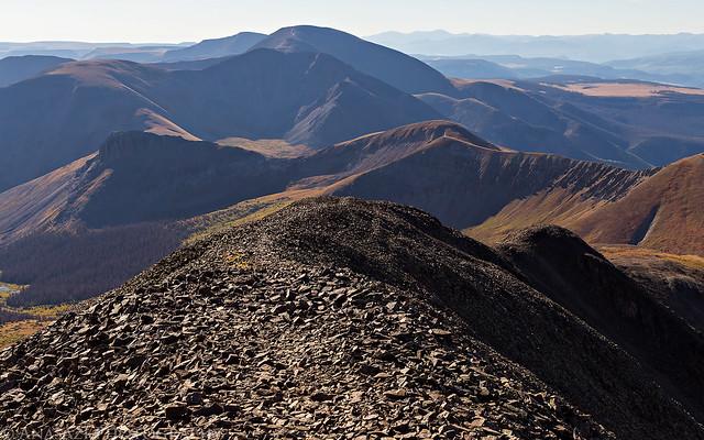 San Luis Ridge