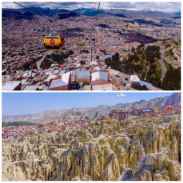 Visitas en La Paz
