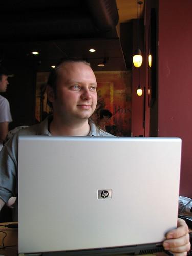 Gerry's New Laptop!
