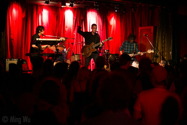 Born Ruffians @ La Sala Rossa [Pop Montreal 2015]