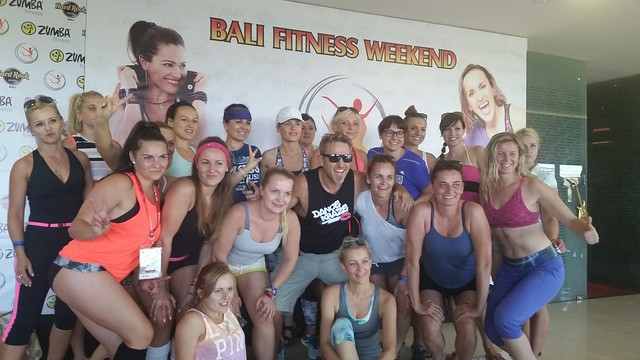 Bali Fitness Weekend 2015