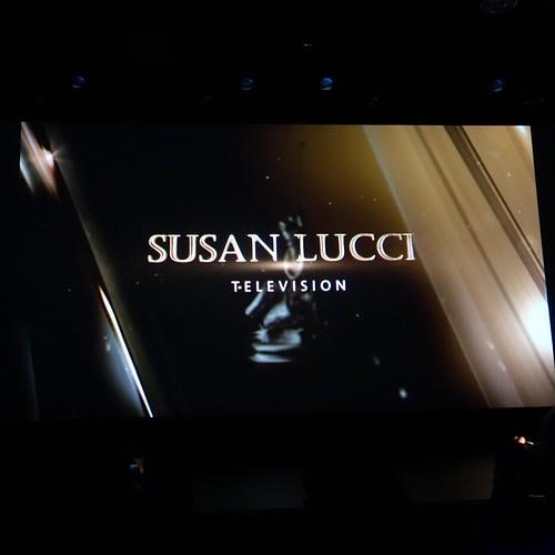 女優、スーザン・ルッチ