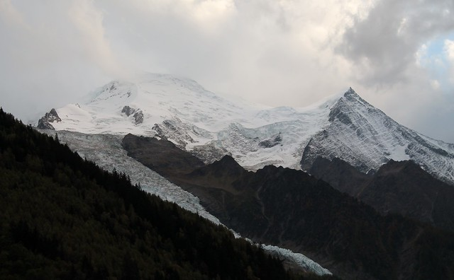 Mont Blanc Zoom in