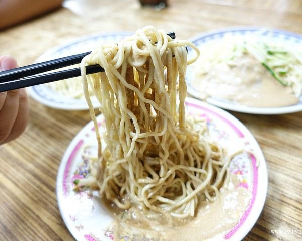 包好吃,台北,小吃,涼麵,福德涼麵,美食 @VIVIYU小世界
