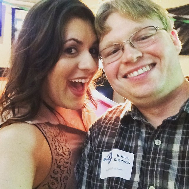 At @joshua300td's 10 year high school reunion! #pondo05reunion