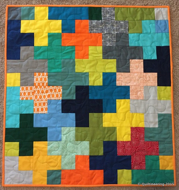 Plus Quilt For Baby Elijah Quiltineering
