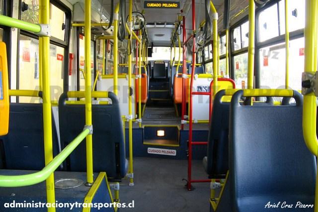Transantiago - Buses Vule - Caio Mondego H / Mercedes Benz (BJFR89) (16)