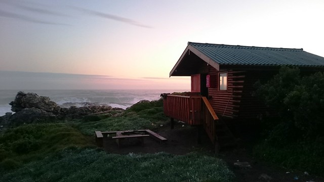 otter day 3 huts