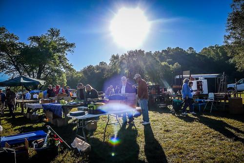 Flea Market Morning