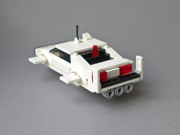 "Lotus Esprit Submarine ""Wet Nellie"" (James Bond 007 Movie Car)"