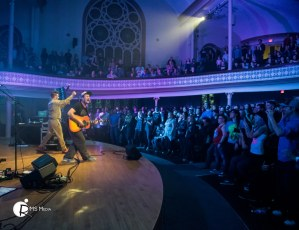 USS at the Alix Goolden Performance Hall – Feb 9nd 2017