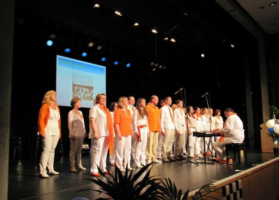 2013-04-26 100-jaehriges Jubilaeum SGV Freiberg, 26. April 2013