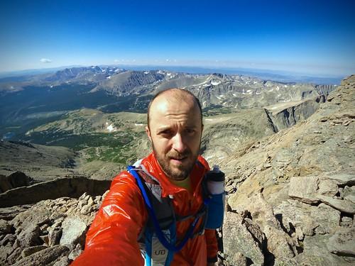 Longs Peak (14,259 ft)