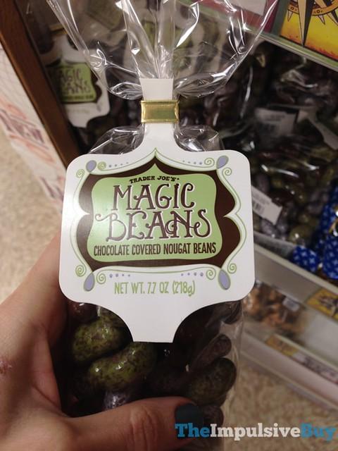 Trader Joe's Magic Beans Chocolate Covered Nougat Beans
