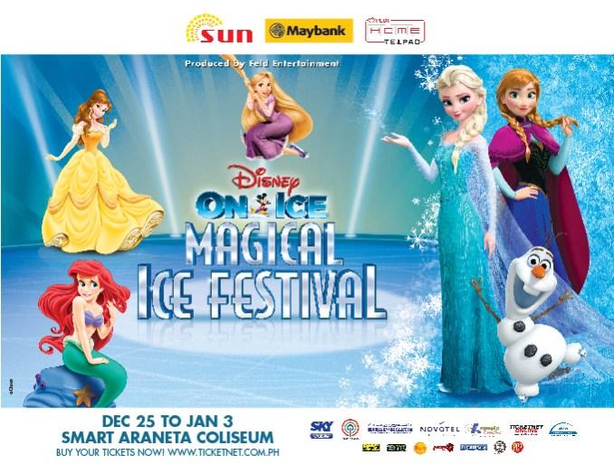 disney on ice magical ice festival smart araneta coliseum