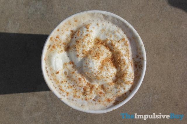 Starbucks Toasted Graham Latte 2