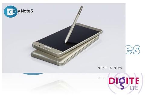 #ConCafeTV Asì son los nuevos Samsung Galaxy S6 EDGE + y Note 5