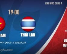 Xem lại: Việt Nam vs Thái Lan