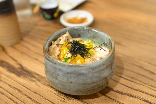 Oyako Don - Chicken and Egg