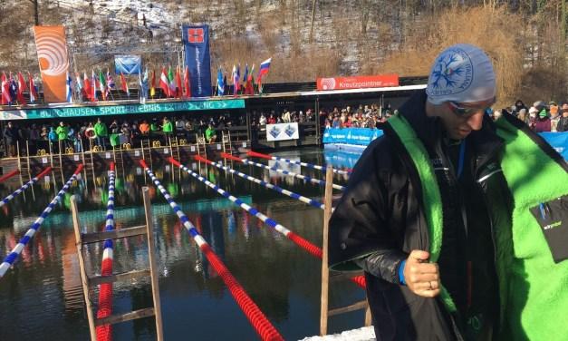 """Nuoto in Acque Gelide da """"Guinness"""" in attesa dell'ok olimpico"""