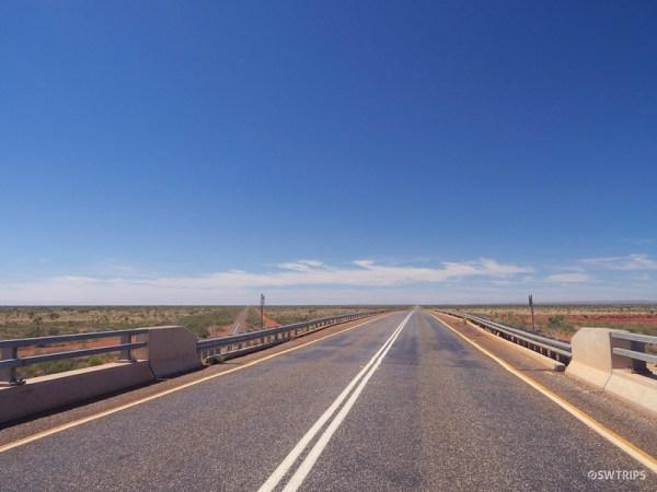 Road to Katherine