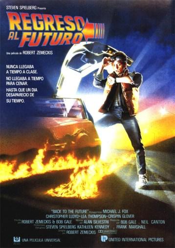 Regreso al futuro - Estreno de cine destacado
