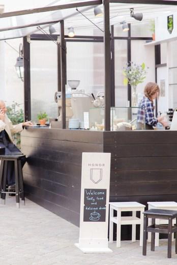 Honor Cafe, Paris