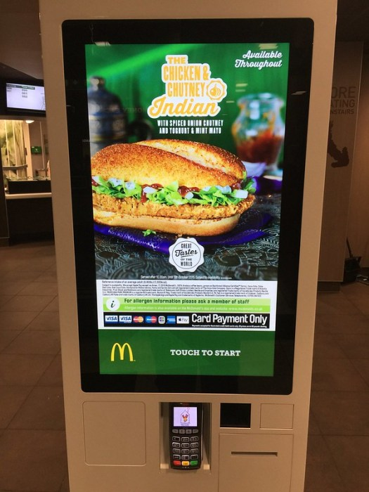 Digital McDonalds