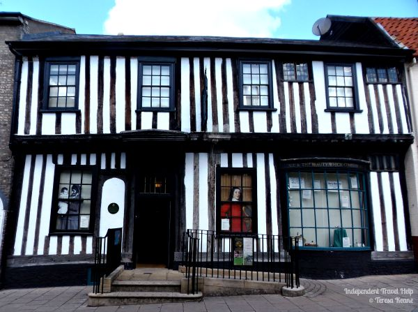 The Ancient House, Thetford