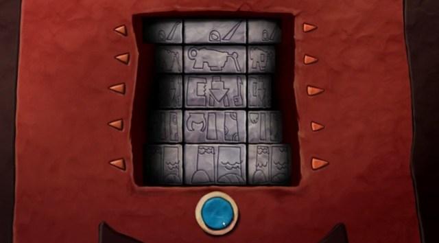 Armikrog - Robot Puzzle