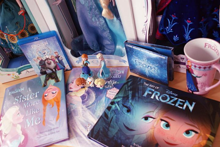 frozen merchandice
